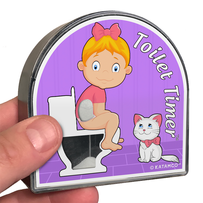 Toilet Timer for kids girl autistic children