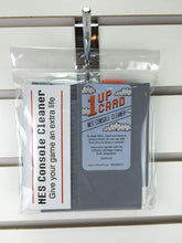 Nes console cleaner in packaging front
