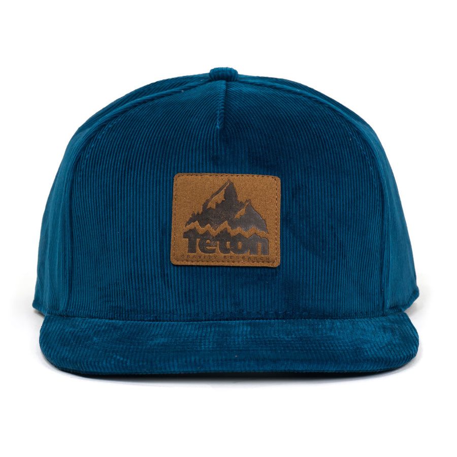 The Backwoods Corduroy Snapback