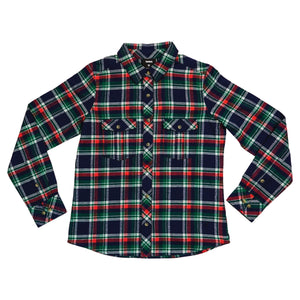 Stagecoach Flannel - Womens