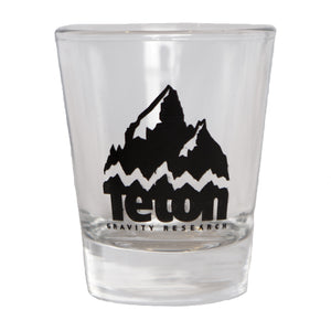 Essential Logo Shot Glass