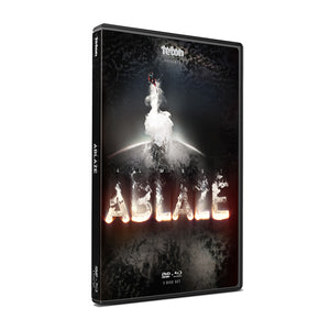Almost Ablaze DVD Bluray