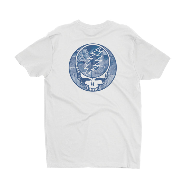 Grateful Dead x Chris Benchetler Stealie Poster Short Sleeve Tee