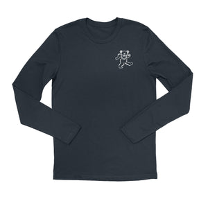 Grateful Dead x TGR Chris Benchetler Blues Poster Long Sleeve Tee