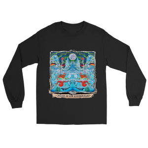 Preorder: Grateful Dead x TGR by Chris Benchetler Vinyl Cover Long Sleeve T-Shirt