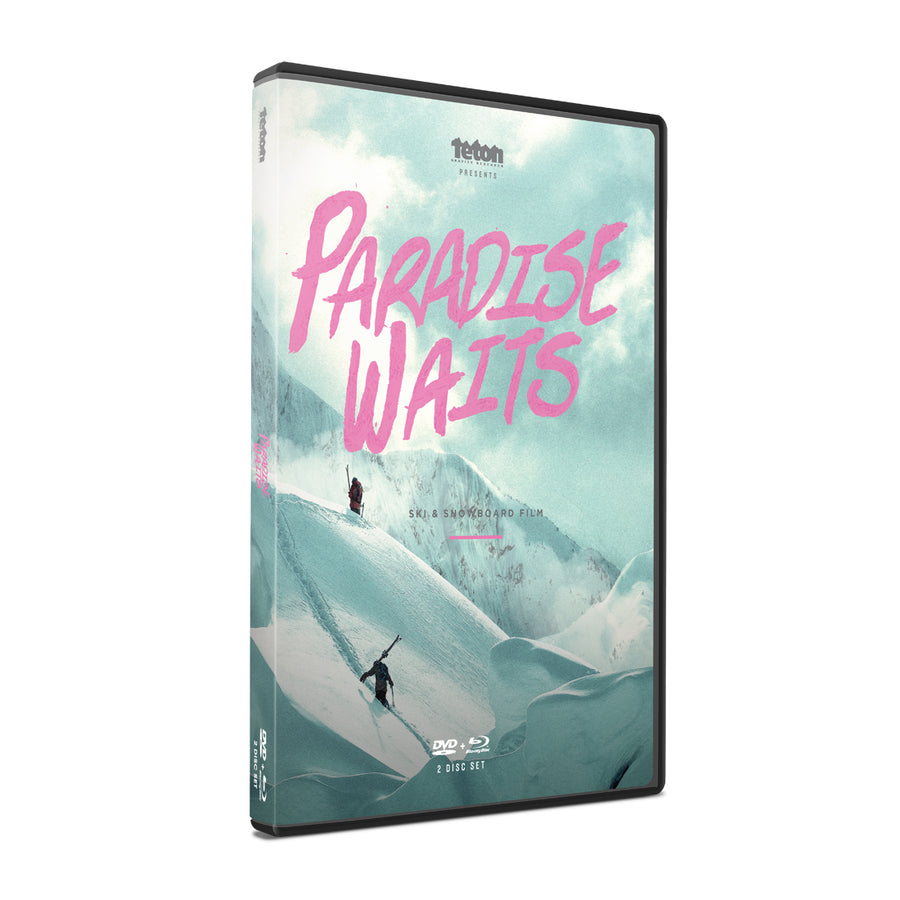 Paradise Waits DVD/Blu-Ray Combo Pack