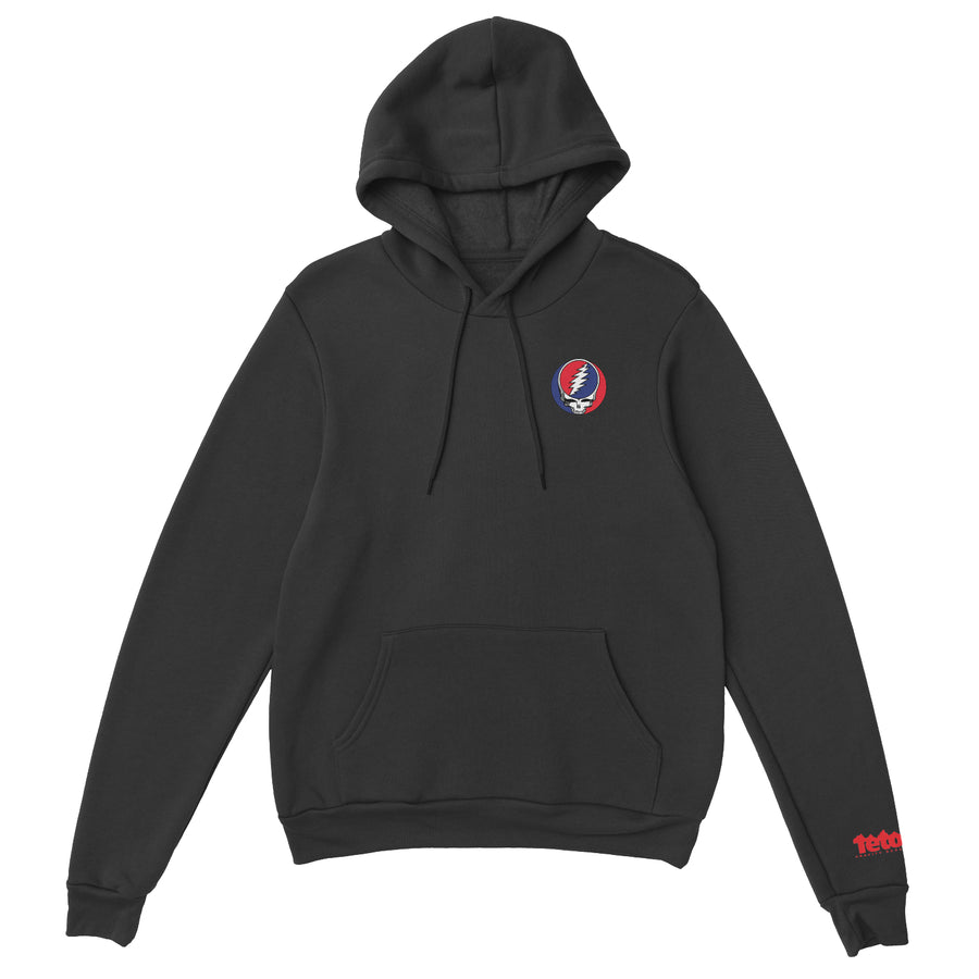 Grateful Dead x TGR Steal Your Face Hoodie