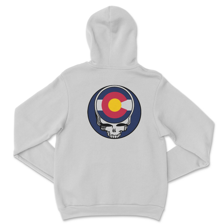 Grateful Dead x TGR Colorado Steal Your State Hoodie