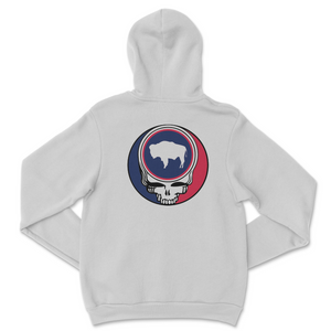 Grateful Dead x TGR Wyoming Steal Your State Hoodie