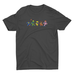 TGR X Grateful Dead Summerland Dancing Bears Tee