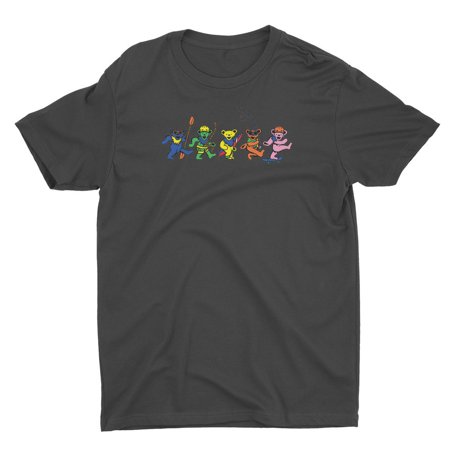Grateful Dead x TGR Summerland Dancing Bears Tee