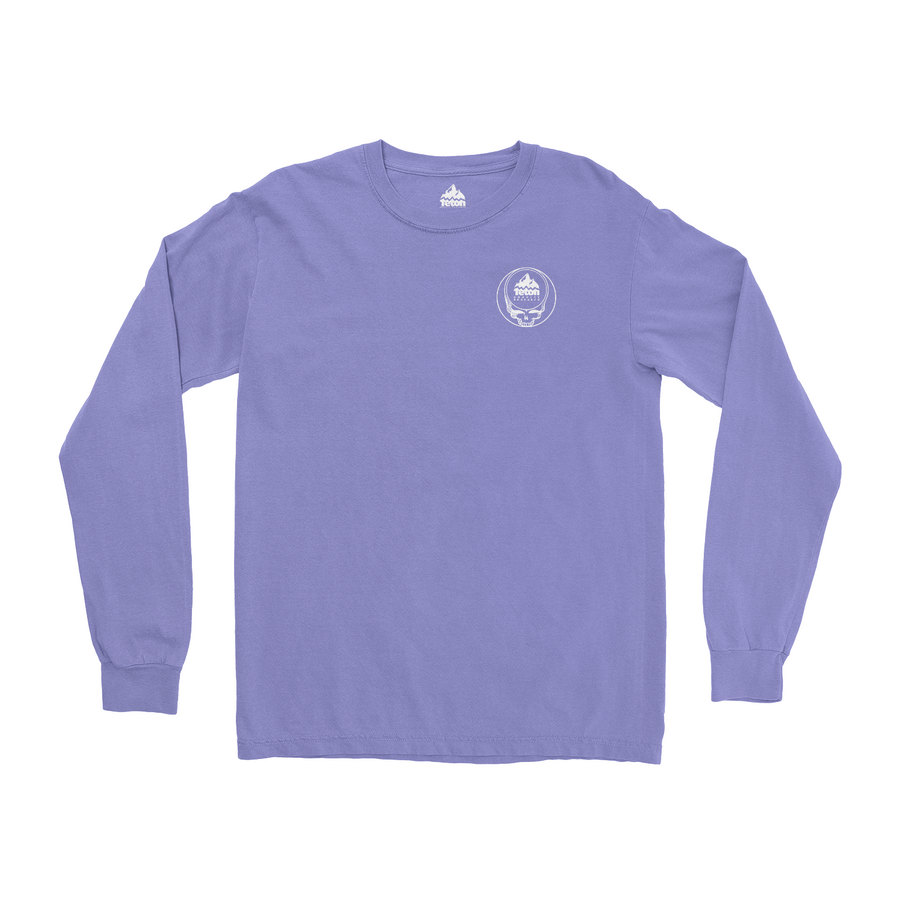 TGR x Grateful Dead Steal Your Face Long Sleeve Tee