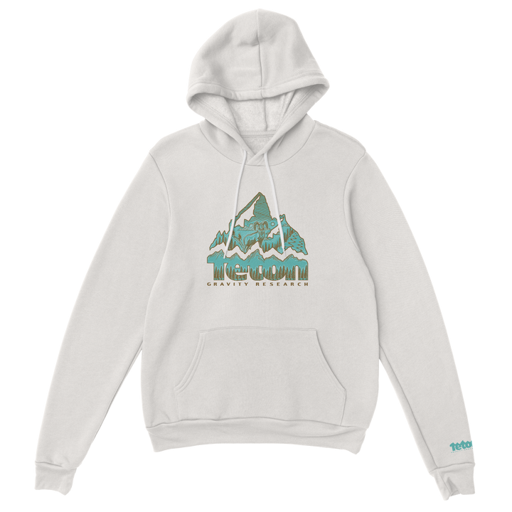 Grand Ascent Hoodie by Casey Underwood