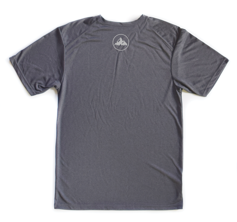 Men's Recycled Performance Short Sleeve Tee