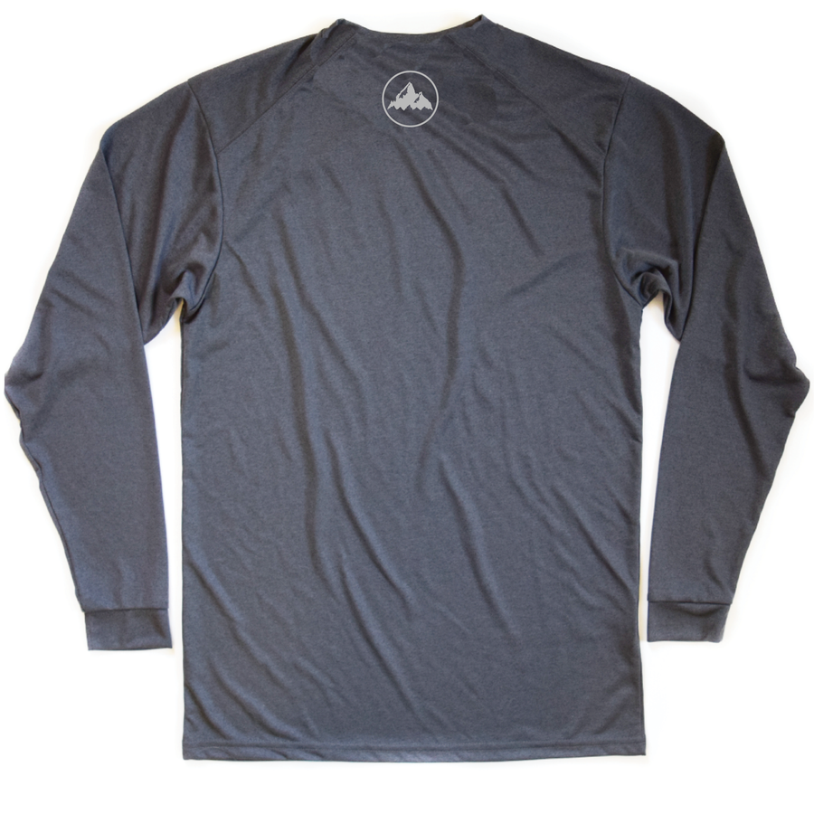 Men's Recycled Performance Long Sleeve Tee