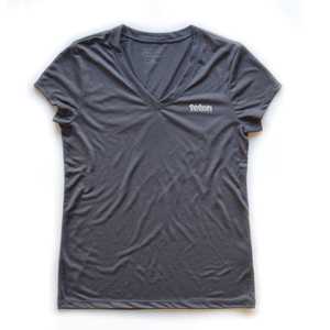 TGR Women's Recycled Performance V-Neck