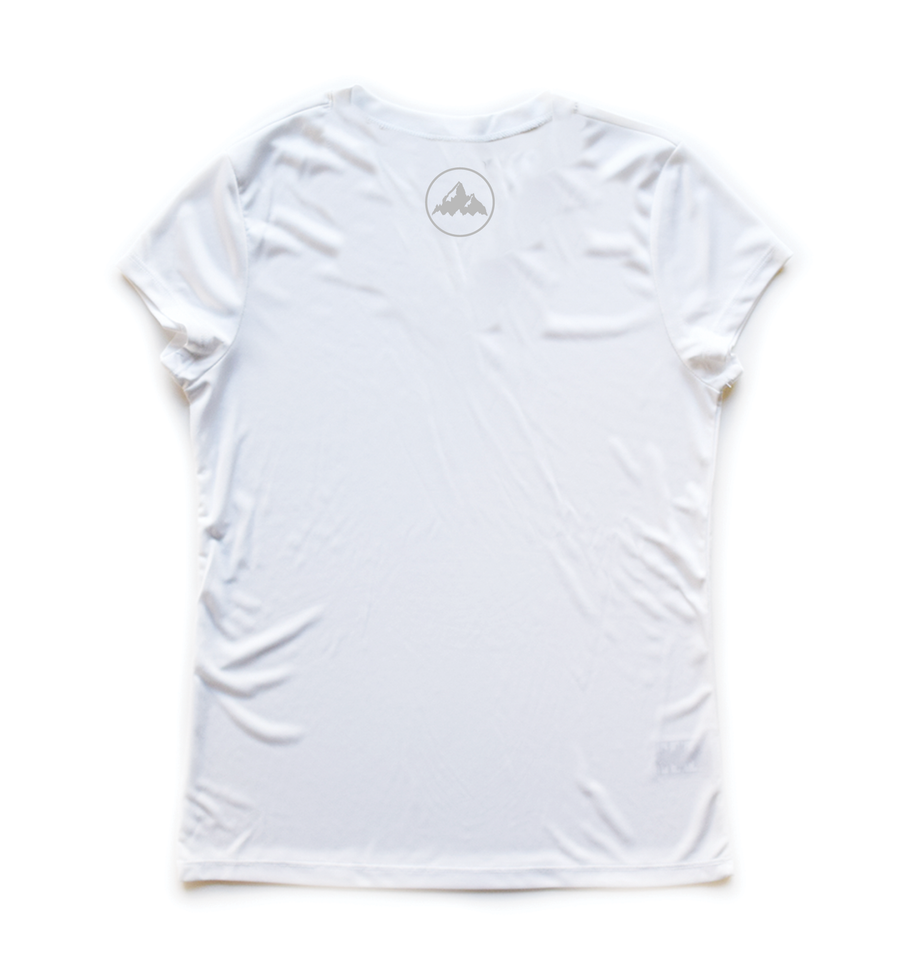 Women's Recycled Performance V-Neck