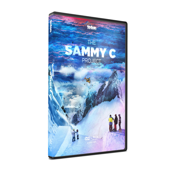 The Sammy C Project DVD/Blu-Ray Combo Pack