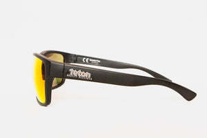 The TGR Scarlet Fire Sunglasses - Non Polarized
