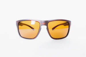 The TGR SickBird Sunglasses - Brown/Brown - Polarized