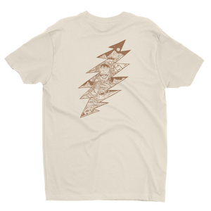 Grateful Dead x TGR by Chris Benchetler Night Waves Tee