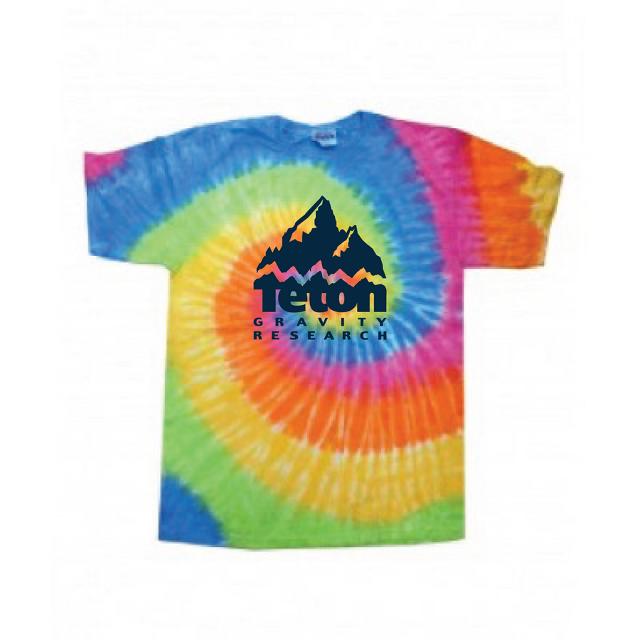 TGR Youth Ripple Tie Dye