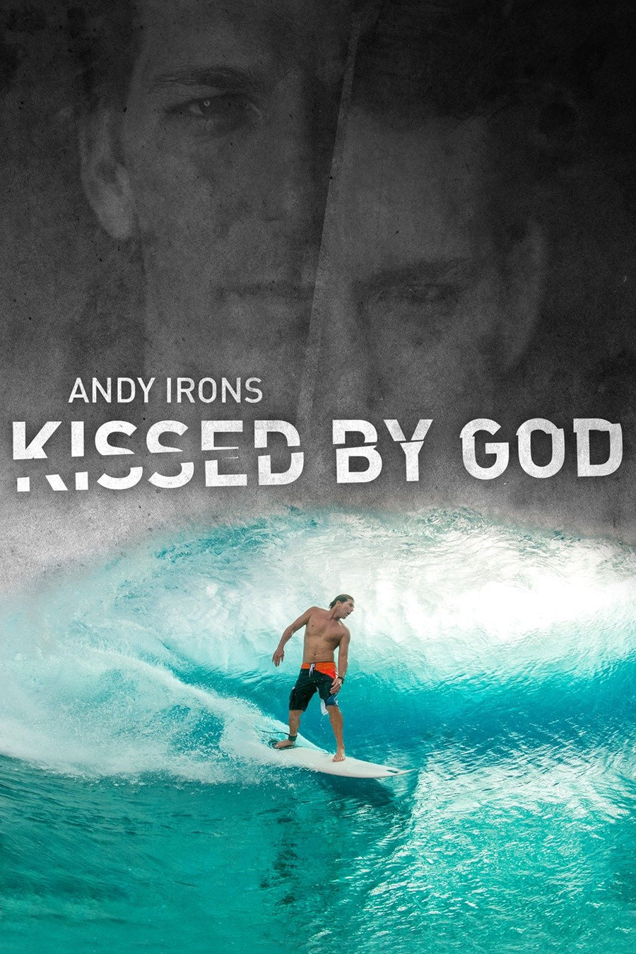 Andy Irons Kissed By God DVD