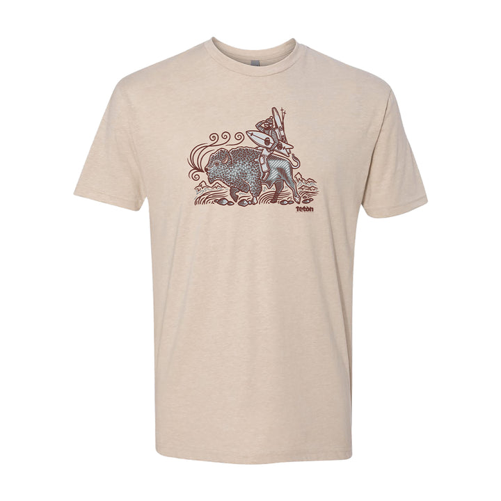TGR x Casey Underwood Bison Shuttle Tee