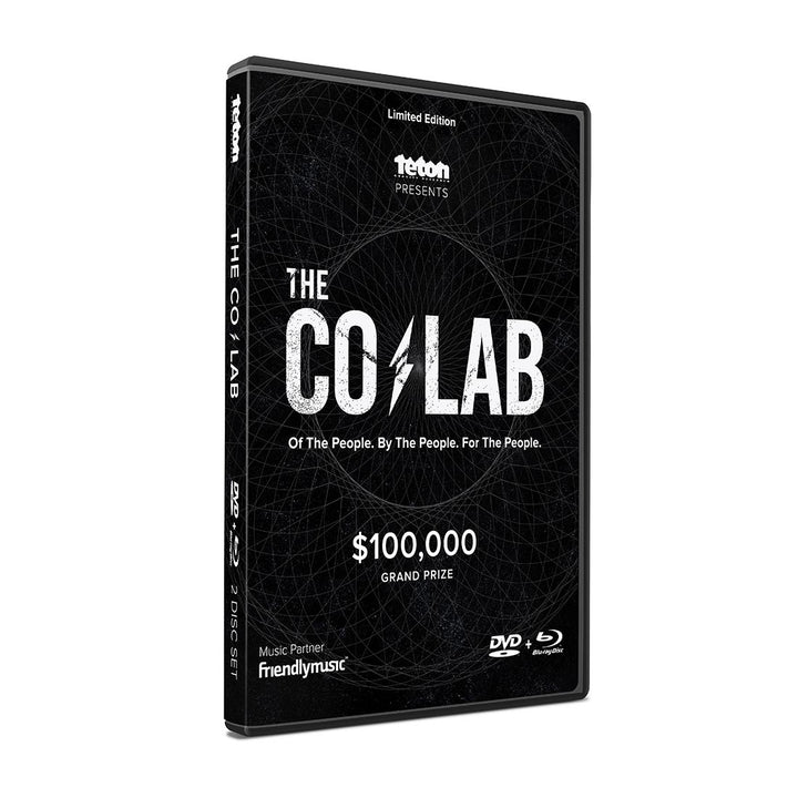 The Co-Lab DVD