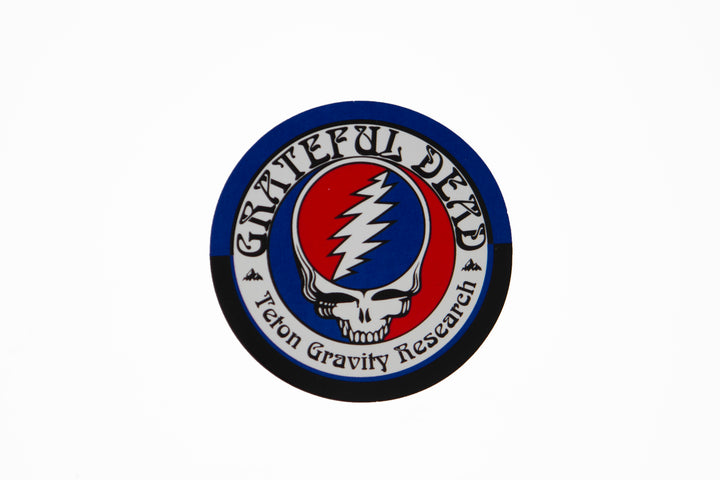 TGR Steal Your Face Sticker