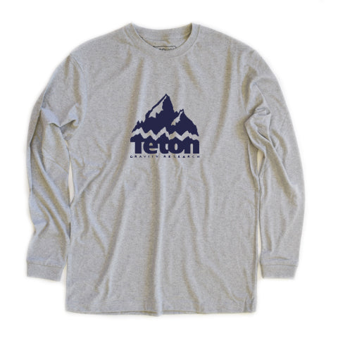 Recycled Grand Logo Long Sleeve T-Shirt
