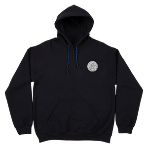 "Preorder: Grateful Dead x TGR by Chris Benchetler ""Stealie Moon"" Recycled Hoodie"