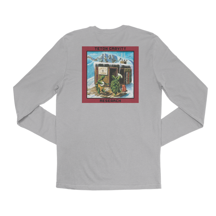 "TGR x Grateful Dead ""Corbet's Station"" Long Sleeve by Will Munford"