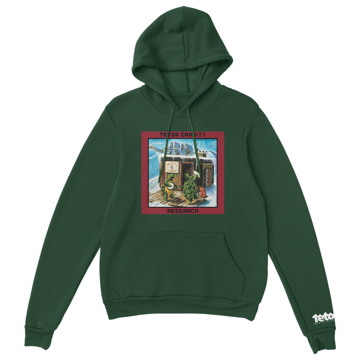 "TGR x Grateful Dead ""Corbet's Station"" Hoodie by Will Munford"