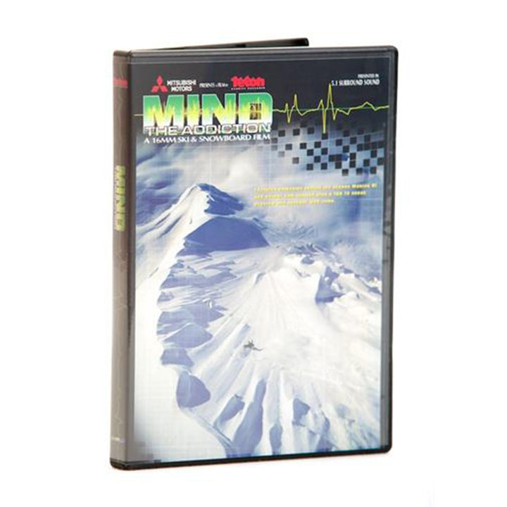 Mind the Addiction DVD