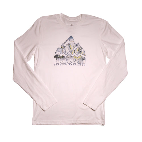 Resort Map Long Sleeve