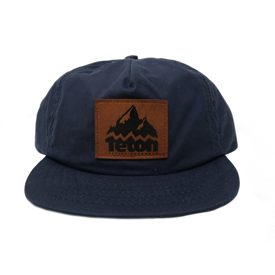 TGR Waxed Cotton Hat