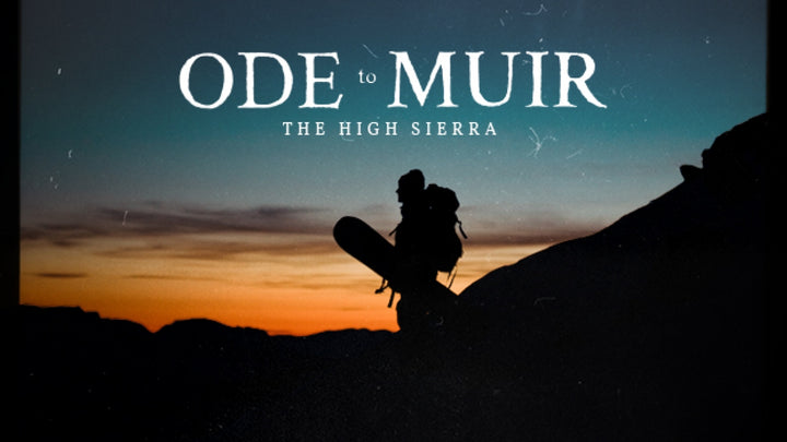 Ode To Muir DVD