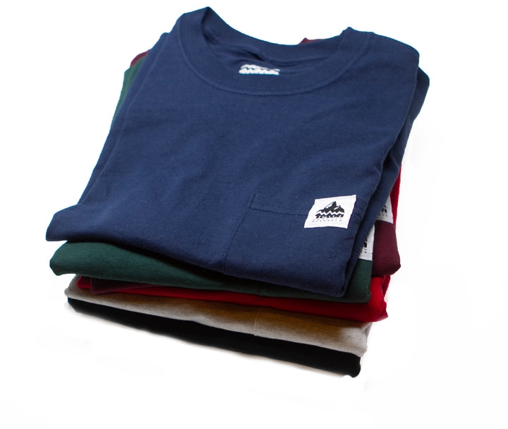 TGR Classic Pocket Tee Short Sleeve