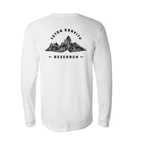 "TGR x Joseph Toney ""The Range"" Long Sleeve Tee"