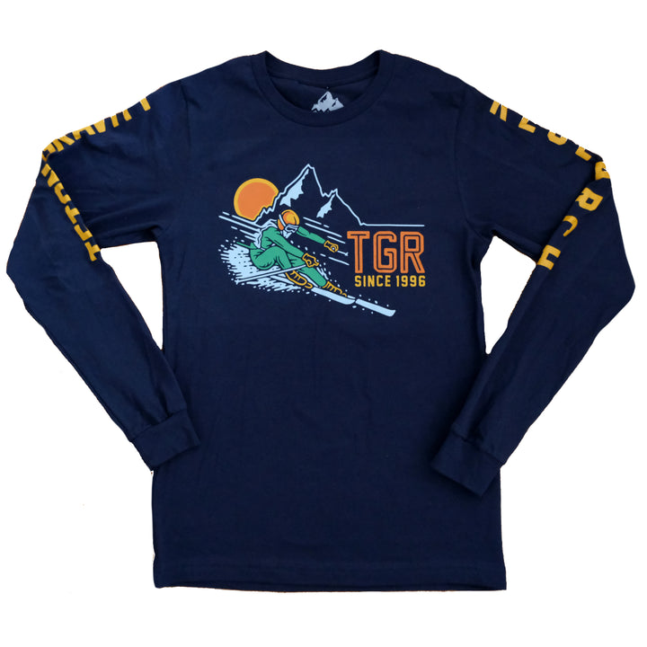 TGR Retro Turns Long Sleeve Tee