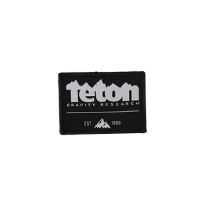 Classic TGR Patch Black