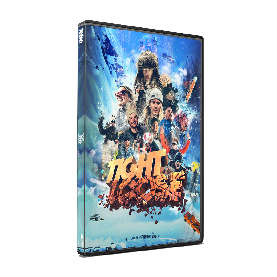 Tight Loose DVD/Blu-Ray Combo Pack