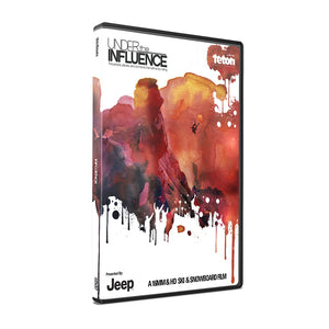 Under the Influence DVD