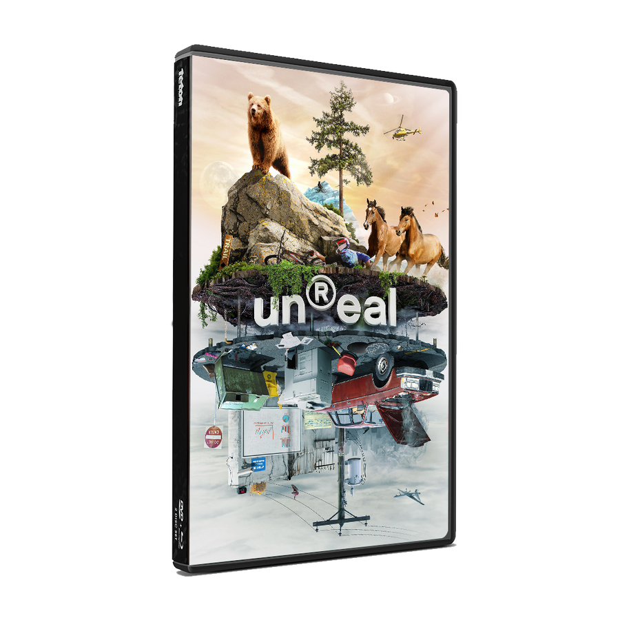 unReal DVD/Blu-Ray Combo Pack