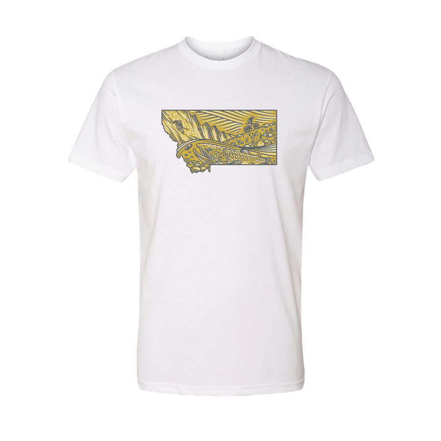 TGR x Casey Underwood Treasure State Tee