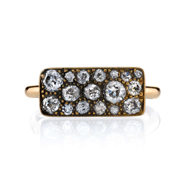 MILO COBBLESTONE RING - SINGLE STONE