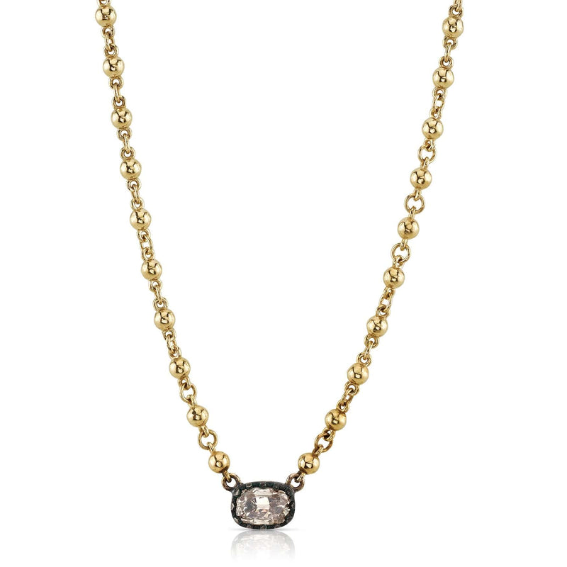 ROSALINA NECKLACE - SINGLE STONE