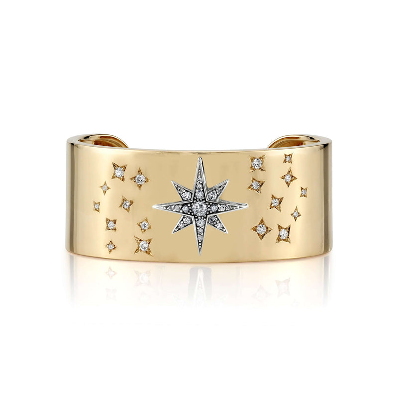 ASHLYN CUFF - SINGLE STONE