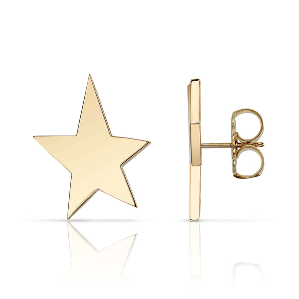 KELSEY STUDS - SINGLE STONE